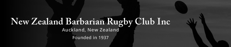 The Barbarian Rugby Football Club Incorporated